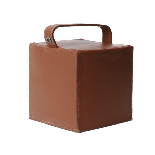 Doorstopper-Leather-5-kg.-cognac